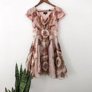 Ted Baker | mini dress |